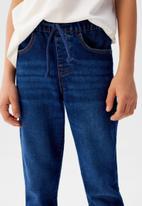 MANGO - Jeans comfy - blue