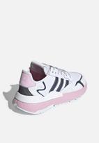 adidas Originals - Nite Jogger - ftw white / true pink / core black