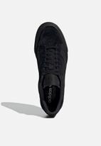 adidas Originals - Continental vulc - core black/core black/ftwr white