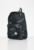 Herschel Supply Co. - Classic backpacks - grey & black