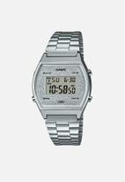 Casio - Wrist watch digital - silver