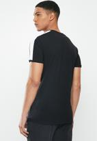 PUMA - Iconic T7 slim tee - puma black