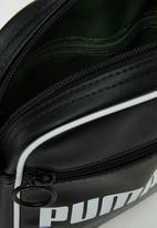 PUMA - Campus portable retro - puma black