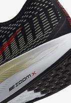 Nike - Zoom Pegasus Turbo 2 - black / laser crimson - olive / aura white