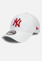 New Era - 940 essential New York Yankees  - red & white