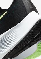 Nike - Air Zoom Pegasus 37 - black / ghost green-valerian blue
