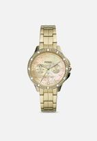 Fossil - Finley - gold