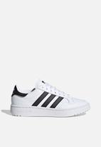 adidas Originals - Team court j - ftwr white/core black/ftwr white