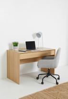 Sixth Floor - Emery desk - natural