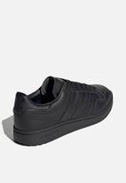 adidas Originals - Team court - core black/core black/ftwr white