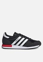adidas Originals - USA 84 - core black / ftwr white / collegiate burgundy