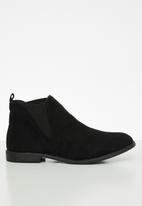 STYLE REPUBLIC - Teana ankle boot - black