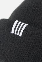 adidas Originals - Kids beanie - black & white