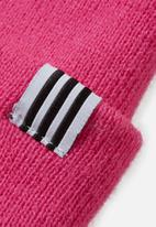 adidas Originals - Kids beanie - pink & white