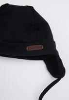 Sticky Fudge - Pilot cap - black