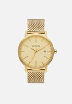 Nixon - Rollo 38 ss - all gold