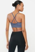Nike - Indy seamless bra - blue