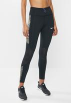 Nike - Icon clash 7/8 fast tights - black