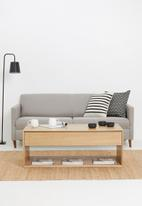 Sixth Floor - Emery coffee table - natural