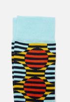Happy Socks - Optic dot socks - multi