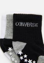 Converse - Converse star gripper pack - multi