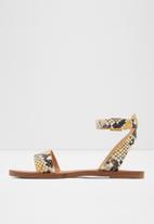 ALDO - Campodor sandal - yellow