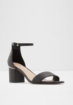 ALDO - Valenti heel - black