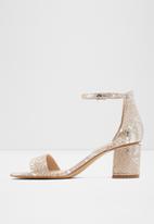ALDO - Valenti heel - silver