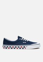 Vans - Ua era tc (vans check) - dress blue