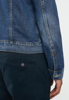 GUESS - Denim jacket - blue