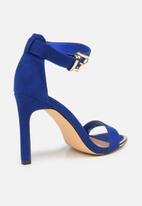 Madison® - Glamour serlina heel - cobalt blue