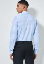 Superbalist - Jos slim fit long sleeve shirt - multi