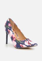 Madison® - Fifi court - navy floral