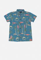 Quimby - Printed shirt - multi