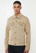 Levi's® - The trucker jacket - stone