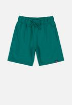 Quimby - Bermuda shorts - green