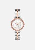 Michael Kors - Maci - silver & rose gold