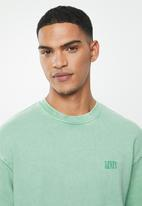 Levi's® - Authentic logo crewneck authentic logo sweat - green
