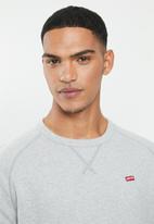 Levi's® - Original hm icon crew - grey
