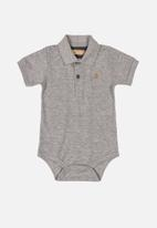 UP Baby - Baby golfer - grey