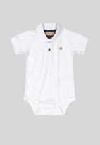UP Baby - Baby golfer - white