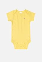 UP Baby - Baby bodysuit - yellow