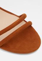 ALDO - Nyderia heel - brown