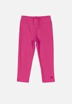 UP Baby - Girls legging - pink
