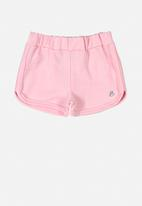 UP Baby - Shorts - light pink