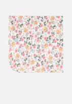 UP Baby - Floral blanket - multi