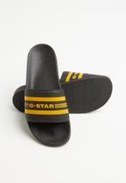 G-Star RAW - Cart slide iv - black