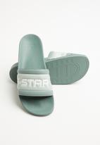 G-Star RAW - Cart slide iii - green