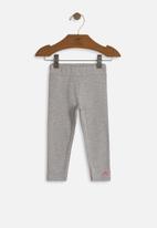 UP Baby - Baby girls leggings - grey
