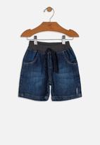 UP Baby - Boys bermuda shorts - dark blue